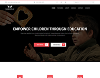 SYMPATHY CHARITY LANDING PAGE