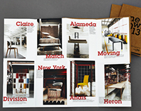 Calligaris News Brochure