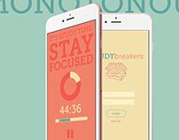 STUDYbreakers App