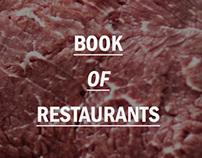 Classy Finnish Restaurants Book / 2010