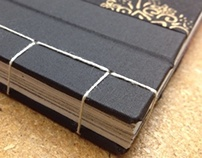 Japanese Stab Binding Hiaku Book