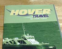 Hover Travel Brochure
