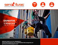 Portafolio de Servicios Servialturas s.a.s