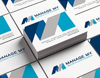 Manage My's corporate identity