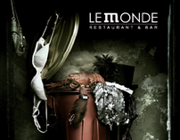 Le Monde / Fine Dining Restaurant