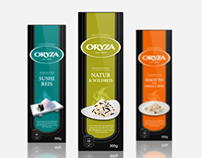 ORYZA Package Design