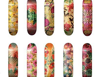 MÖDERNAKED skateboard's new collection!