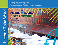 Milwaukee's Historic Third Ward Guide Spring 2013