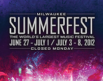 Summerfest Guide 2012
