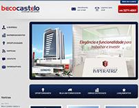 Website Beco Castelo