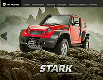 Website TAC Motors