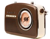 """Autocilin radio """"Berty"""""""