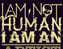 I Am Not Human