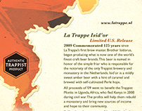 La Trappe Isid'or - 125 Years // Ad Design