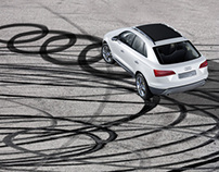 Audi Q3 campaign