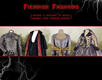 Fiendish Fashions
