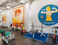 Strongman Murals