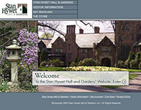 Stan Hywet Hall & Gardens Website