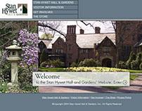 Stan Hywet Hall & Gardens Website