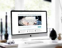 MarComPro Website & Web identity