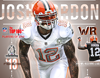 2014 Cleveland Browns NFL's Top 100