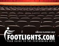 Footlights Milwaukee Issue #4, 2012-13