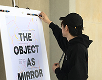 The Object as Mirror: Crowd-Sourced Poster