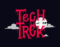 TechTrek 2019   Branding   Game