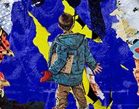 Collage Artwork 178-180
