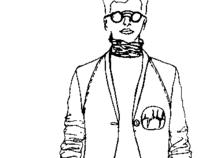 Future science boy (sketches)