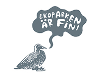 Illustrations for Christinehof Ekopark