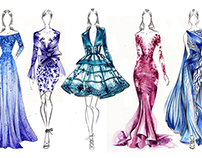 Fashion Illustrations II part