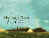 My Irish Soul - CD Cover Design