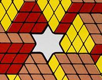 Rubik's Penrose