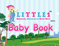 Little One Baby Book