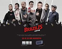 Teaser BrazilJS Conf 2013