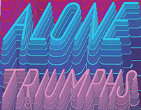 Truth Alone Triumphs Poster