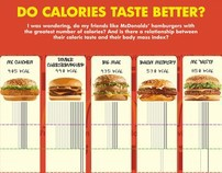 [Do calories taste better?]