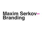 Maxim Serkov. Branding