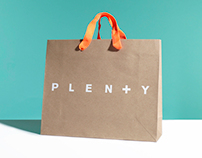 Plenty Shopping Bag Design