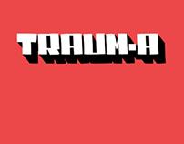TRAUM-A font