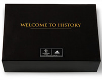 ADIDAS - welcome to history
