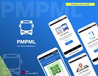 UX Case study - PMPML BUS APP