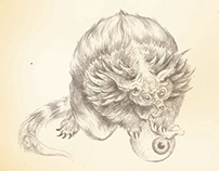 Dark Crystal creature contest