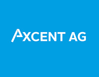 Axcent AG - Corporate Design