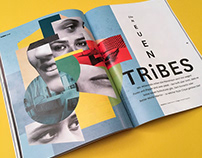 Glamour magazine - The New Tribes