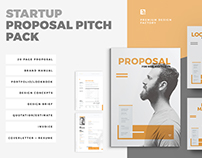 Startup Pitch Proposal Pack
