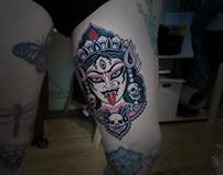 Kali! Fhobik Tattoo