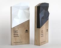 Logan Urban Design Awards Trophy