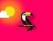 FLAT BIRD |